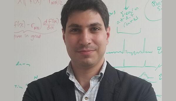 Meet Adam Charles, assistant professor of BME