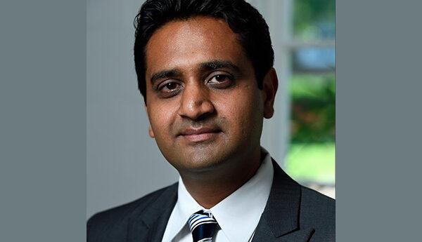 Vishal Patel receives IAPR's Young Biometrics Investigator Award